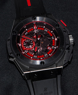 Montre Hublot King Power Euro 2012 Pologne