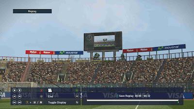 PES 2019 Stadium LaLiga Boards by Buzzy