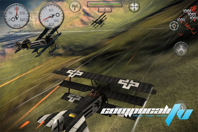 Sky Gamblers Rise Of Glory Juego para Android