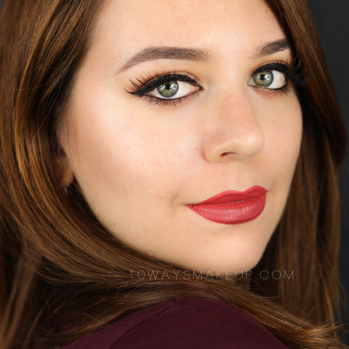 Nabla Grande Amore Dreamy Matte Liquid Lipstick