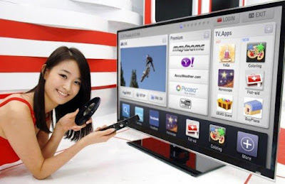 Pantalla LG UF7600 SMART TV