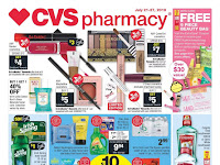 CVS Ad July 21 - July 27, 2019 and CVS Ad 7/28/19