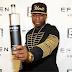 50 Cent ainda é parceiro da EFFEN Vodka