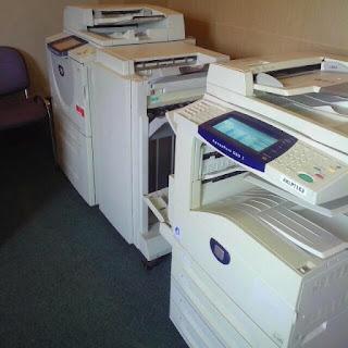 Sewa Mesin Fotocopy Fuji Xerox dan Canon
