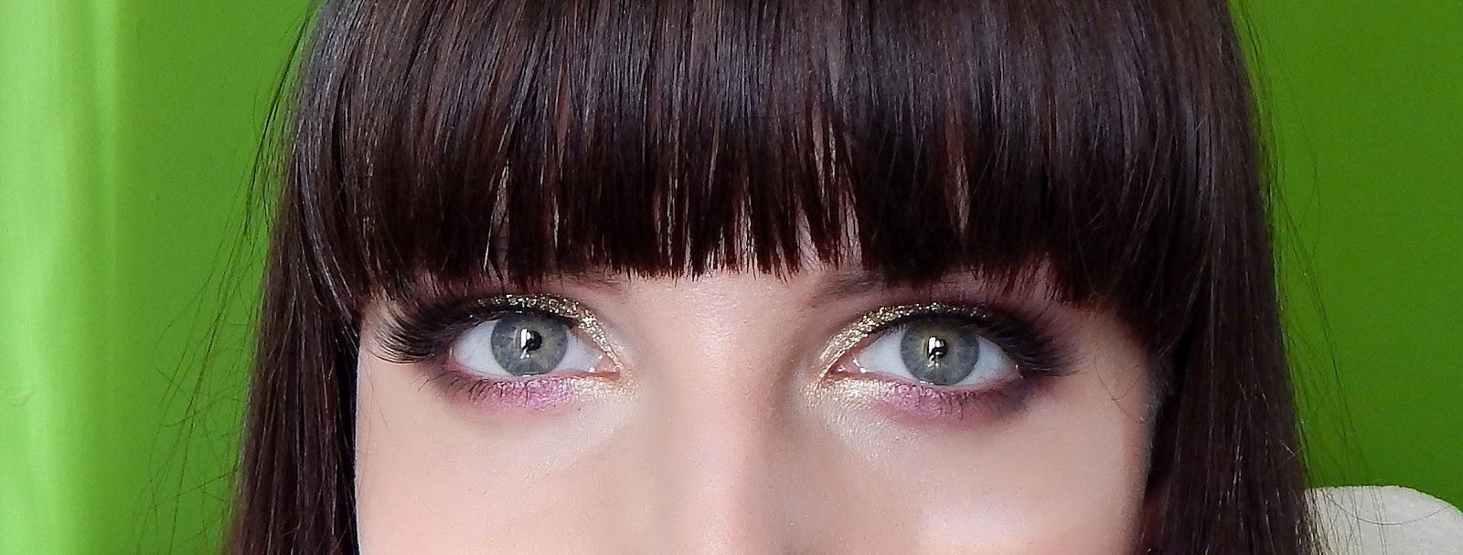 makijaz oczu Revers