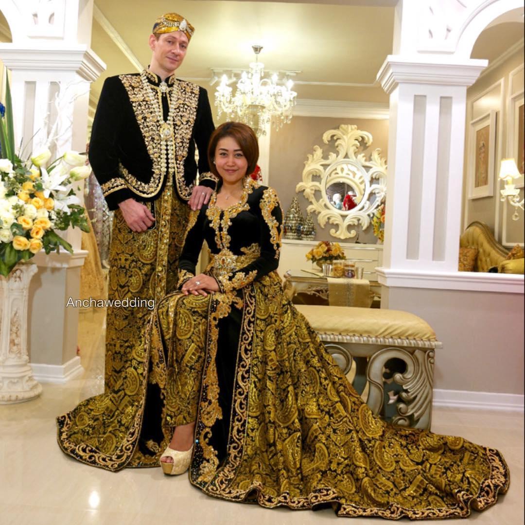 Fashion 2017 remaja - 19 Koleksi Kebaya Modern Indonesia Untuk Pernikahan Istimewa