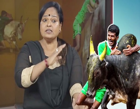 No matter which party supports Jallikattu, Govt should take action : Kala | News 7 Tamil