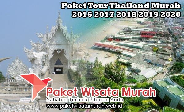 Paket Tour Thailand Murah