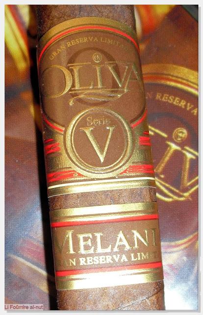 Oliva Série V Melanio Gran Reserva Limitada Figurado,
