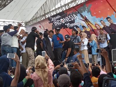 Konser Gebyar Gambus Nisa Sabyan di Pringsewu Diwarnai Pengusiran Wartawan