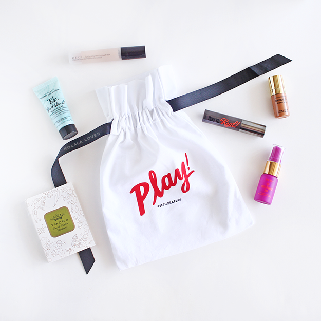 Play by Sephora, Play! by Sephora, Sephora Play, Sephora, Sephora Beauty Box, Play by Sephora Unboxing, Play by Sephora Review