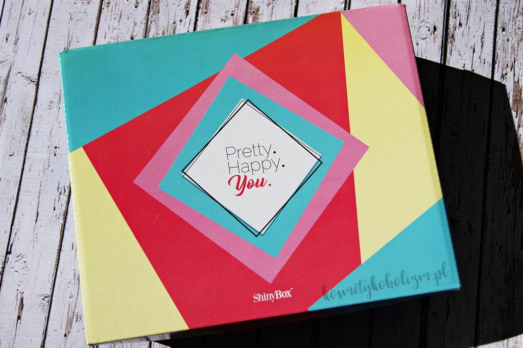 Pretty. Happy. You. ShinyBox Maj 2017