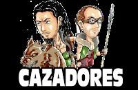 http://www.luisocscomics.com/2016/08/5-cazadores.html