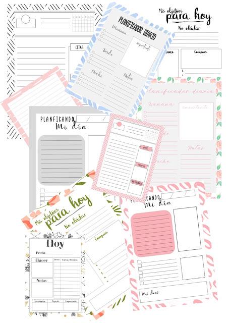 agenda, plantillas, powerpoint, descargar, editar, planners,planificadores