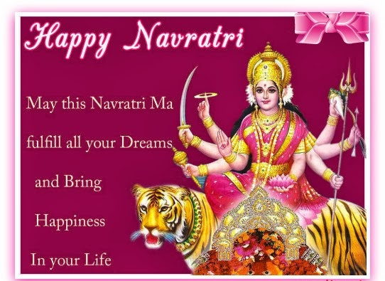 Happy Navratri Images 9