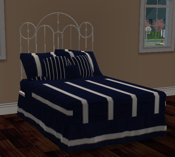 Life S A Beach Sims 2 And 4 Sims 2 Buffy Bed Recolors