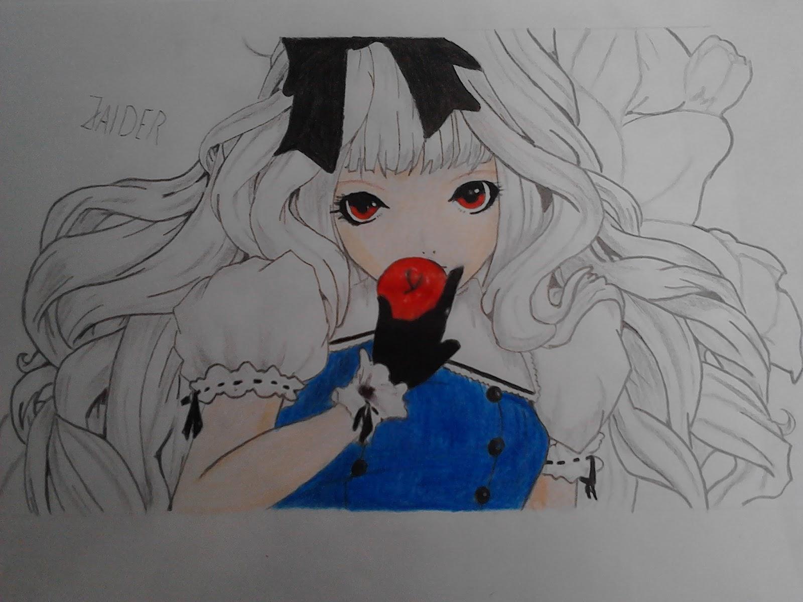 Tarkevil-dibujos: Dibujos Anime A Color