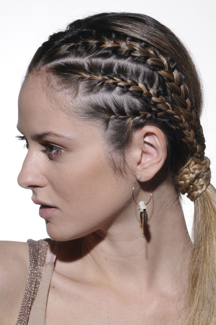 Perfecto peinados de pelo largo Fotos de cortes de pelo tendencias - Peinados y Trenzas: Trenzas en Pelo Largo 2013