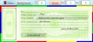Aplikasi Cetak Kwitansi Otomatis Format Excel.Xls