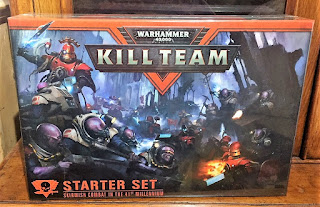 Solo Wargaming In The Uk Warhammer 40k Kill Team Starter