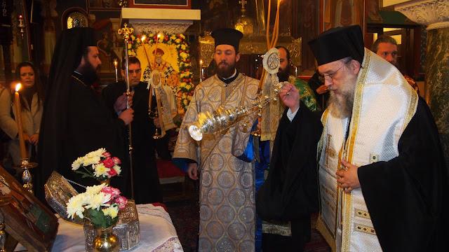 Ιερό Λείψανο του Αγίου Λουκά από την Αργολίδα στην Κηφισιά