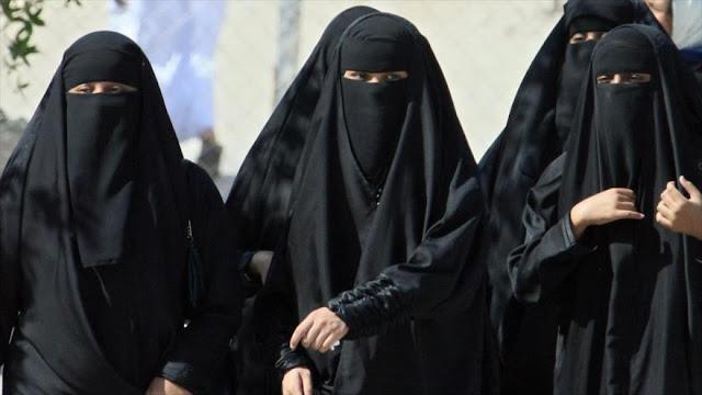 """Mujeres saudíes se alzan en rebelión contra """"dominio de hombres"""""""