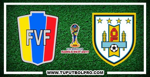 Ver Venezuela vs Uruguay EN VIVO Por Internet Hoy 8 de Junio 2017