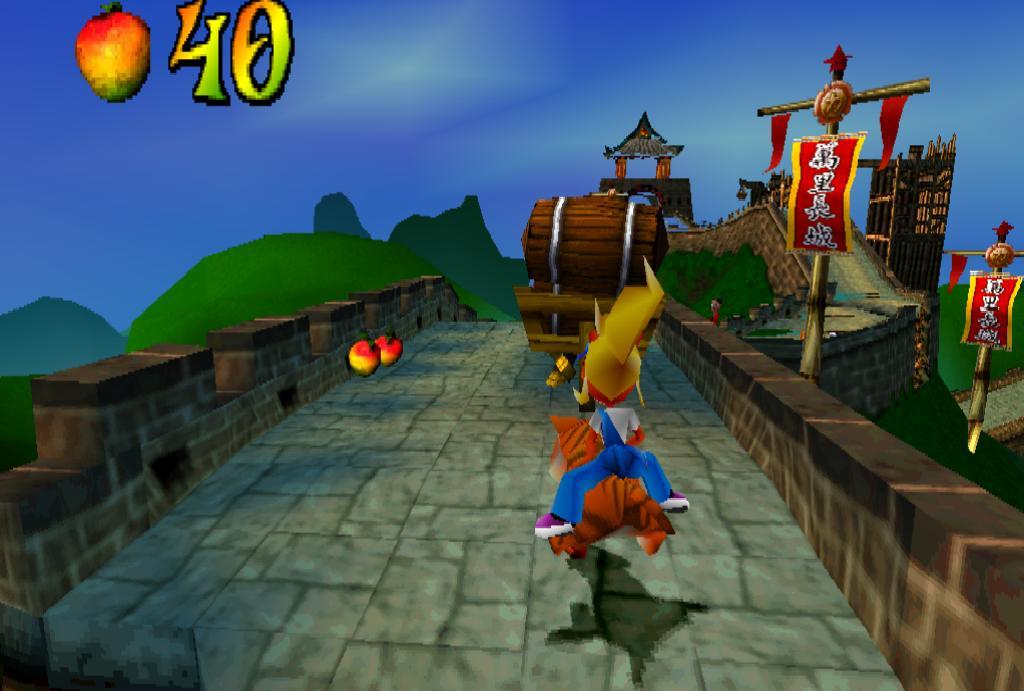 download game Crash Bandicoot ISO PSX - Game Tegal