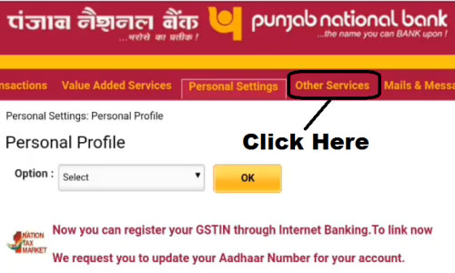 how to apply for new cheque book in pnb