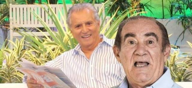 Renato Aragão vai aparecer em A Praça é Nossa