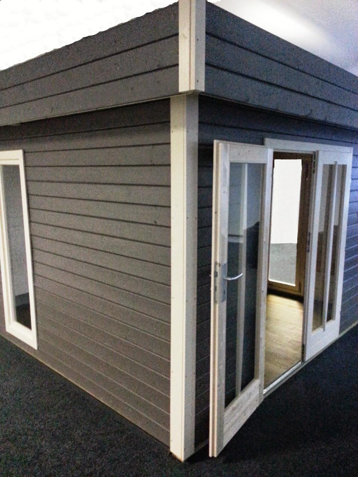 gartenhaus neu verkleiden – wohn-design