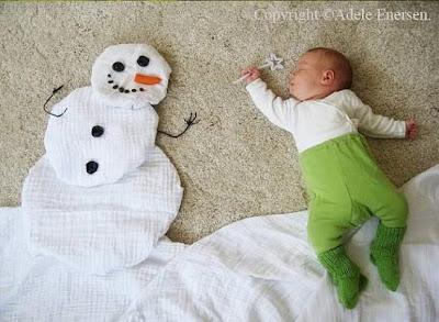 Ropa para bebé verde