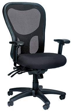Apollo Adjustable Modern Swivel Chair