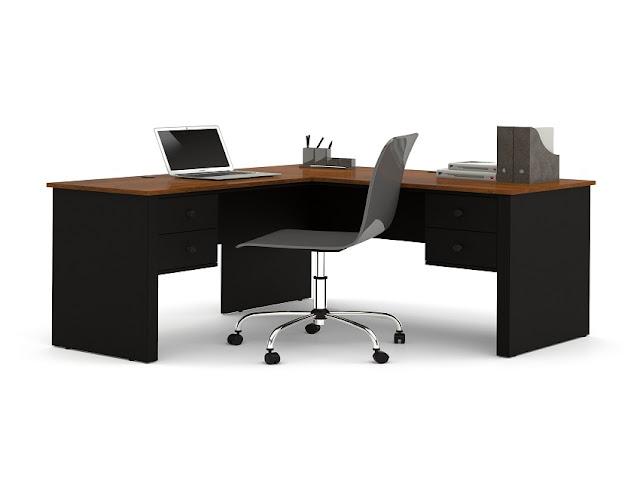 best l shaped home office furniture Melbourne Vic for sale