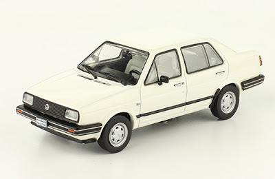 Volkswagen Jetta GX 1987 autos a escala