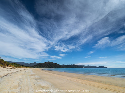 Beach Abel Tasman National Park Great Walk Awaroa