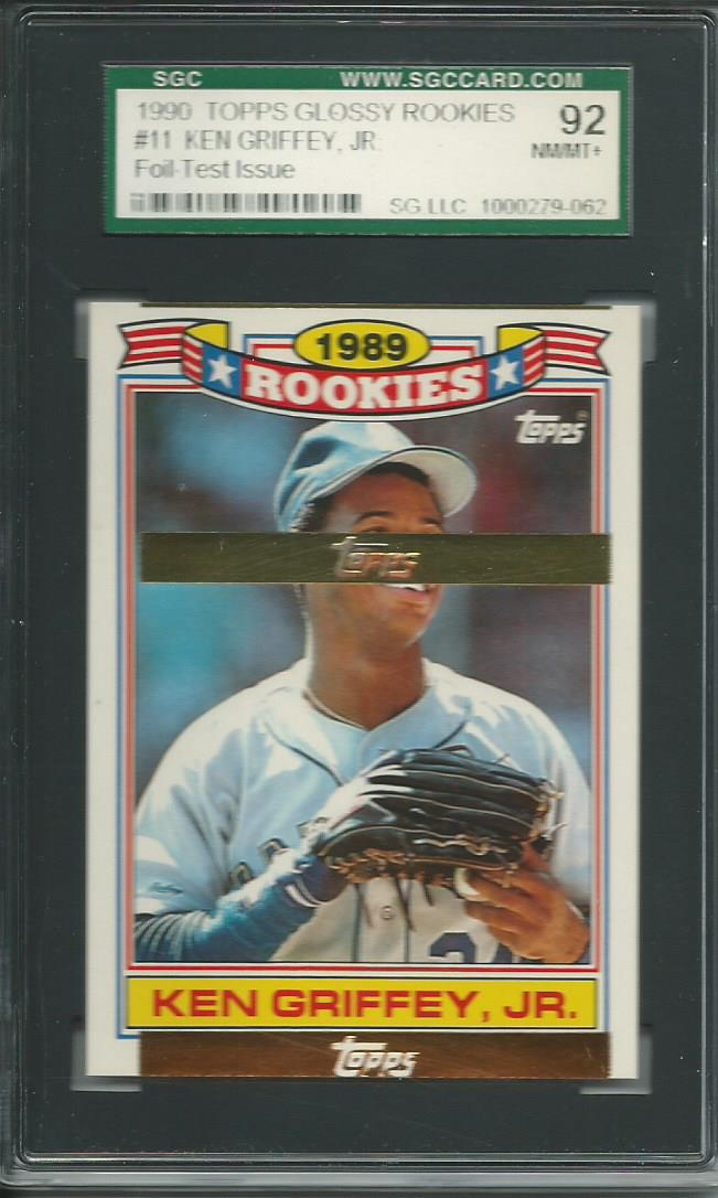 Pack War Griffey Gets Foiled