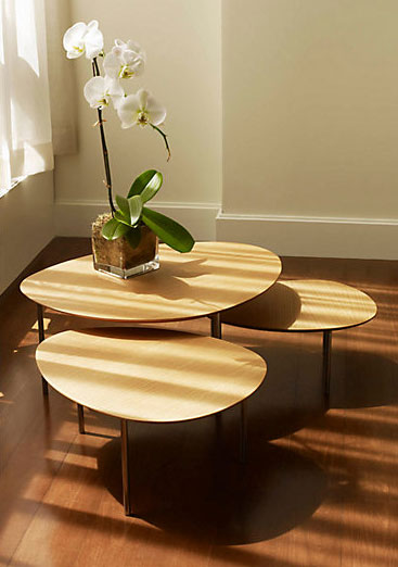 Best Modern Coffee Tables - Nesting
