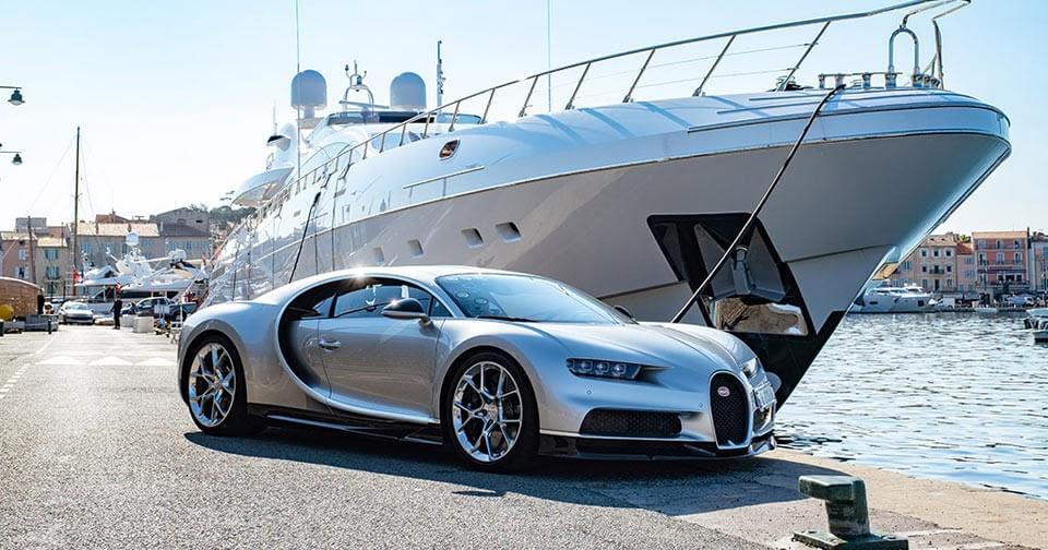 Grand Tour Bugatti Chiron