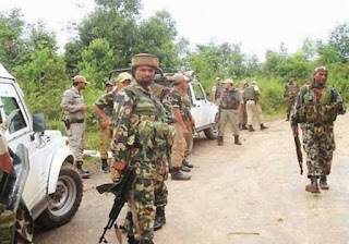Assam Rifles, NSCN-K, NSCN-K and Assam Rifles, National Investigating Agency, Indo-Myanmar