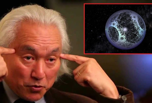 Dr. Michio Kaku: There Is An Alien Megastructure 1,500 Light Years Away From Earth