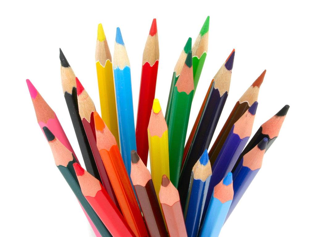 Melukis Menggunakan Pensil Warna Roni Art