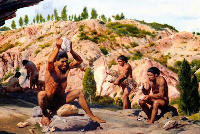 Ciri-ciri Homo Erectus