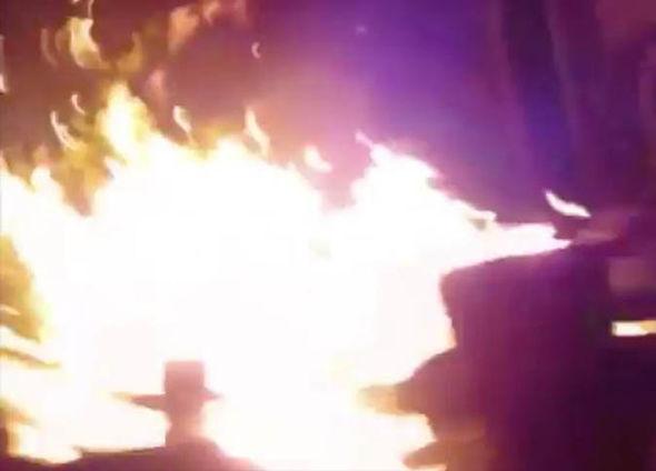 Breaking: Series injured as EXPLOSION rocks Jewish Lag BaOmer celebration in London
