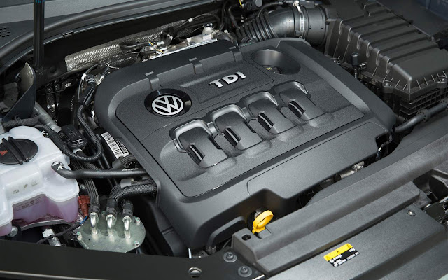 VW Tiguan R-Line 2017