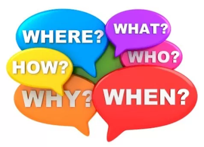 Penjelasan Lengkap Question Mark beserta Contoh Kalimat