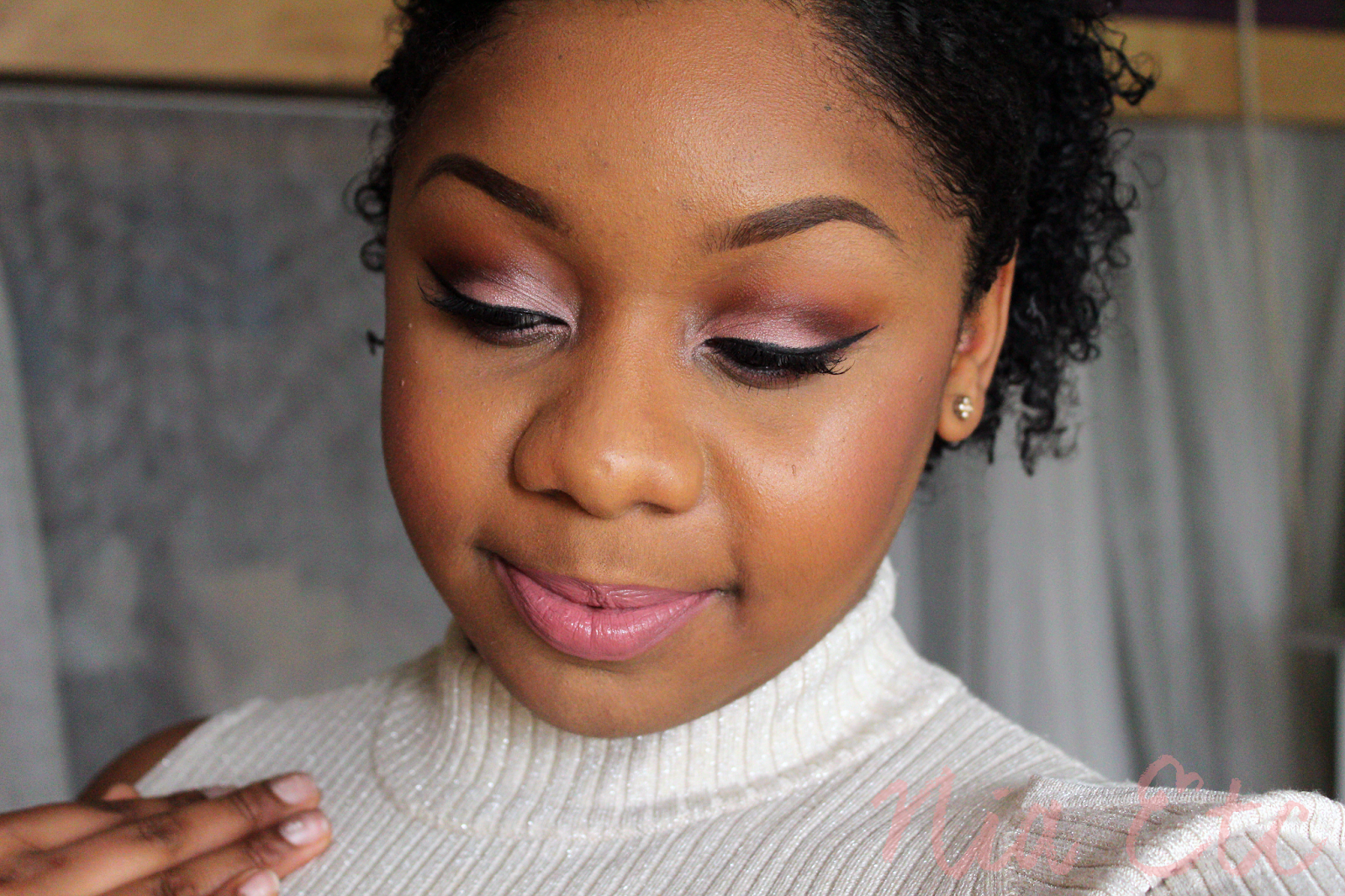 Dawn of Spring - Pink Make Up Look 11