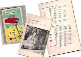 Jaren 60 - Bamix receptenboekje