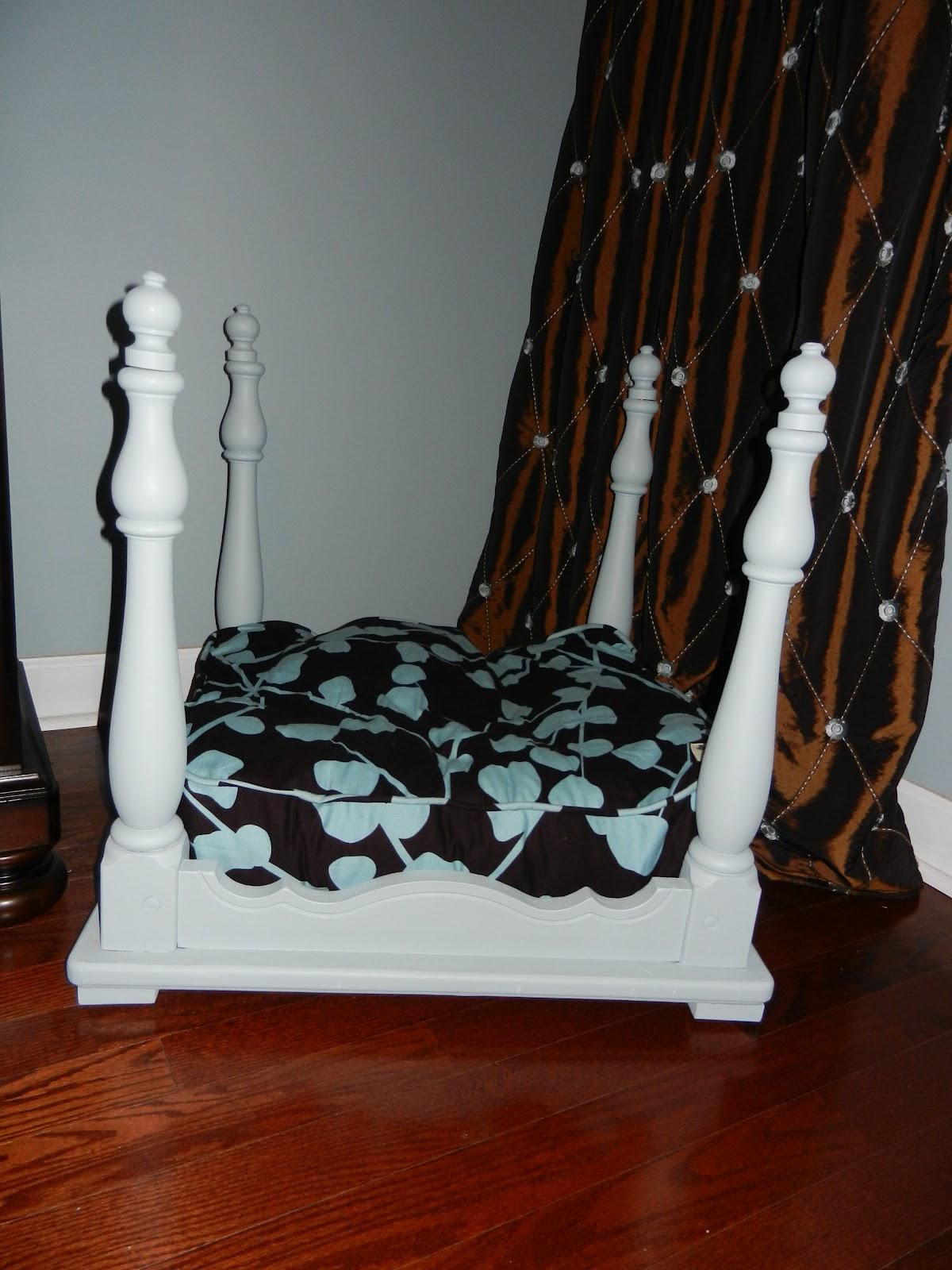DIY dog bed | Mrs. Esh's Blog