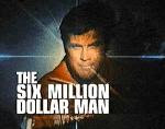 Image of Actor Lee Majors as The Six Million Dollar Man